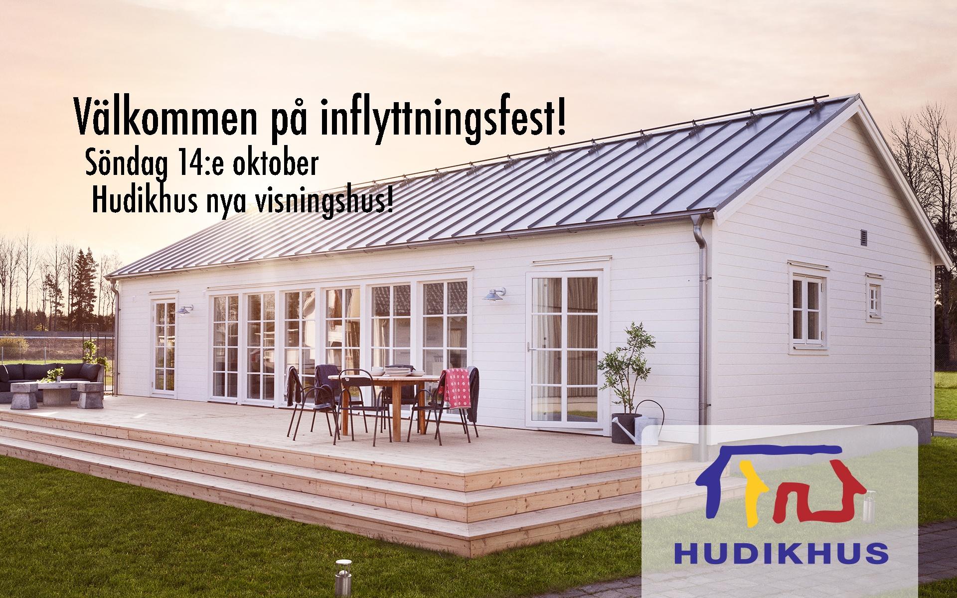 InflyttningsfestHudikhus
