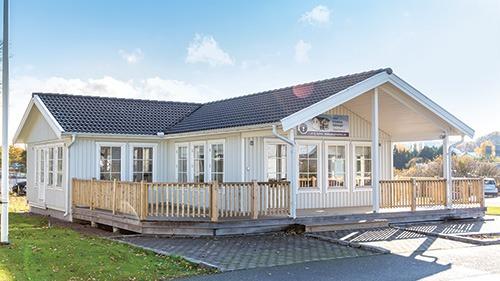 Fritidshus Bönhamn